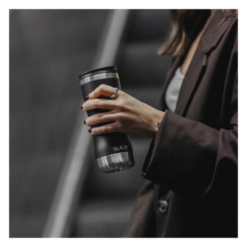 Thermo cup black